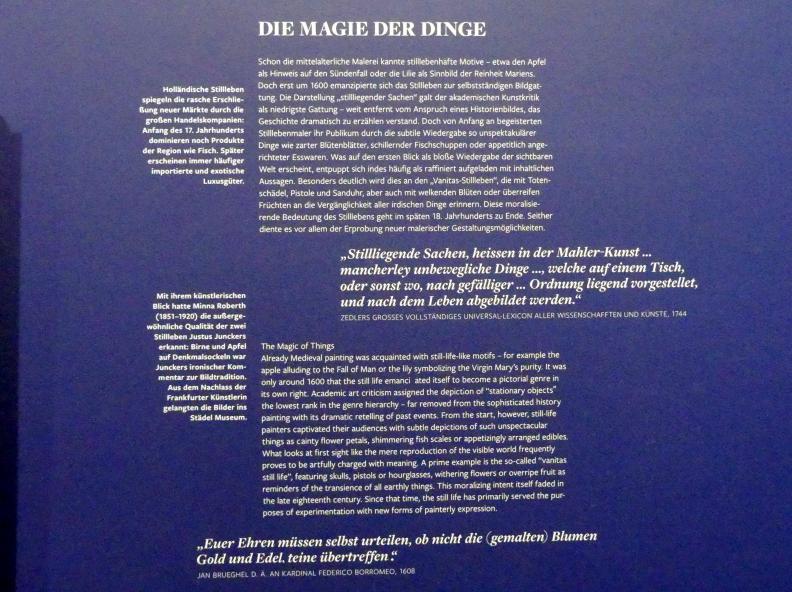 Frankfurt am Main, Städel Museum, 2. Obergeschoss, Saal 8, Bild 3/3