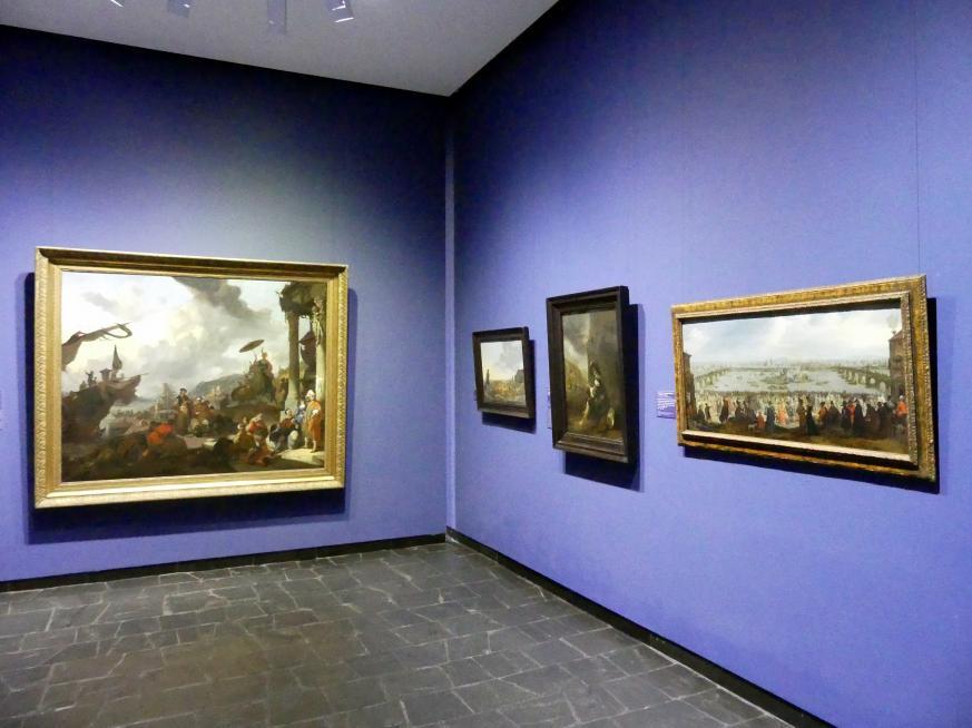 Frankfurt am Main, Städel Museum, 2. Obergeschoss, Saal 9, Bild 1/4
