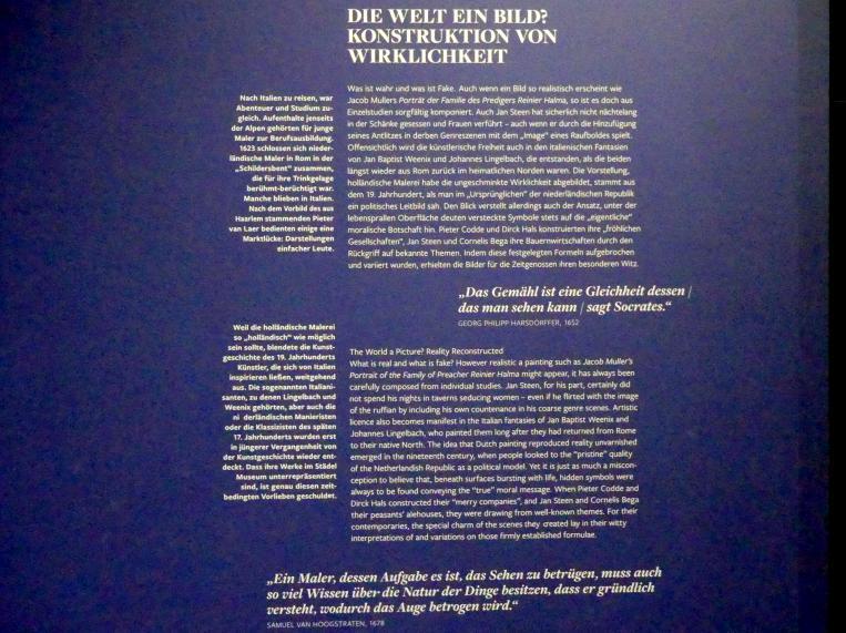 Frankfurt am Main, Städel Museum, 2. Obergeschoss, Saal 9, Bild 4/4