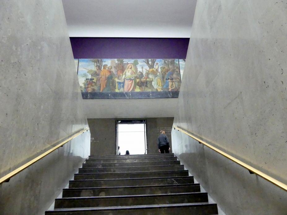 Frankfurt am Main, Städel Museum, Vorhalle, Bild 1/2