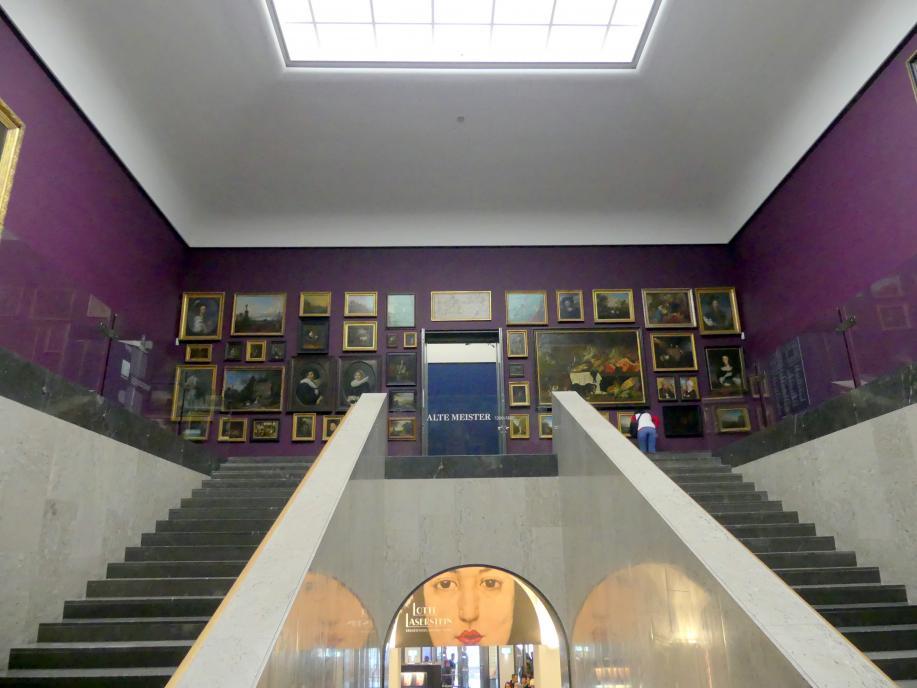 Frankfurt am Main, Städel Museum, Vorhalle, Bild 2/2