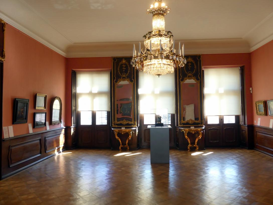 Augsburg, Deutsche Barockgalerie im Schaezlerpalais, Saal 12 - Meisterwerke des 17. und 18. Jahrhunderts, Bild 1/2