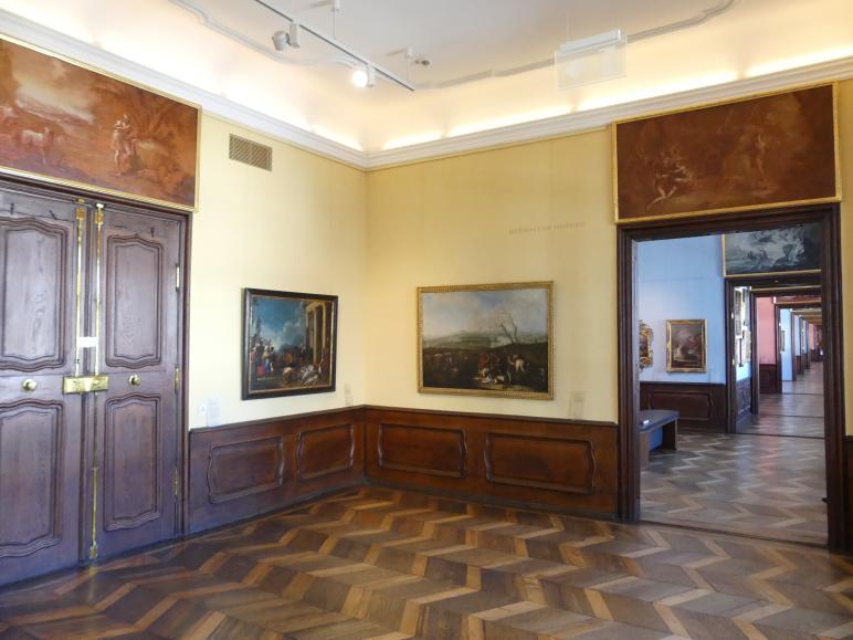 Augsburg, Deutsche Barockgalerie im Schaezlerpalais, Saal 16 - Mythos und Historie, Bild 2/2