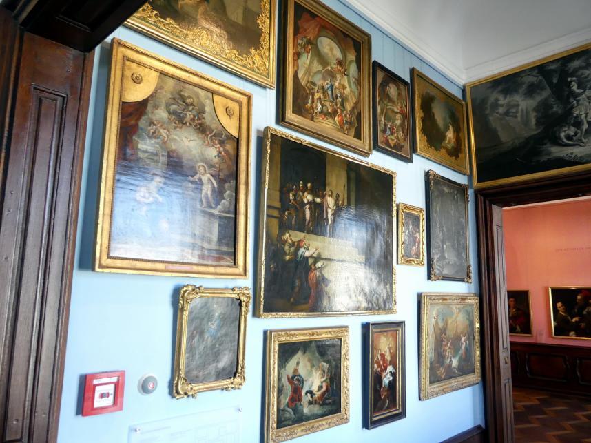 Augsburg, Städtische Kunstsammlungen, Deutsche Barockgalerie im Schaezlerpalais, Saal 18 - Barocke Galerie