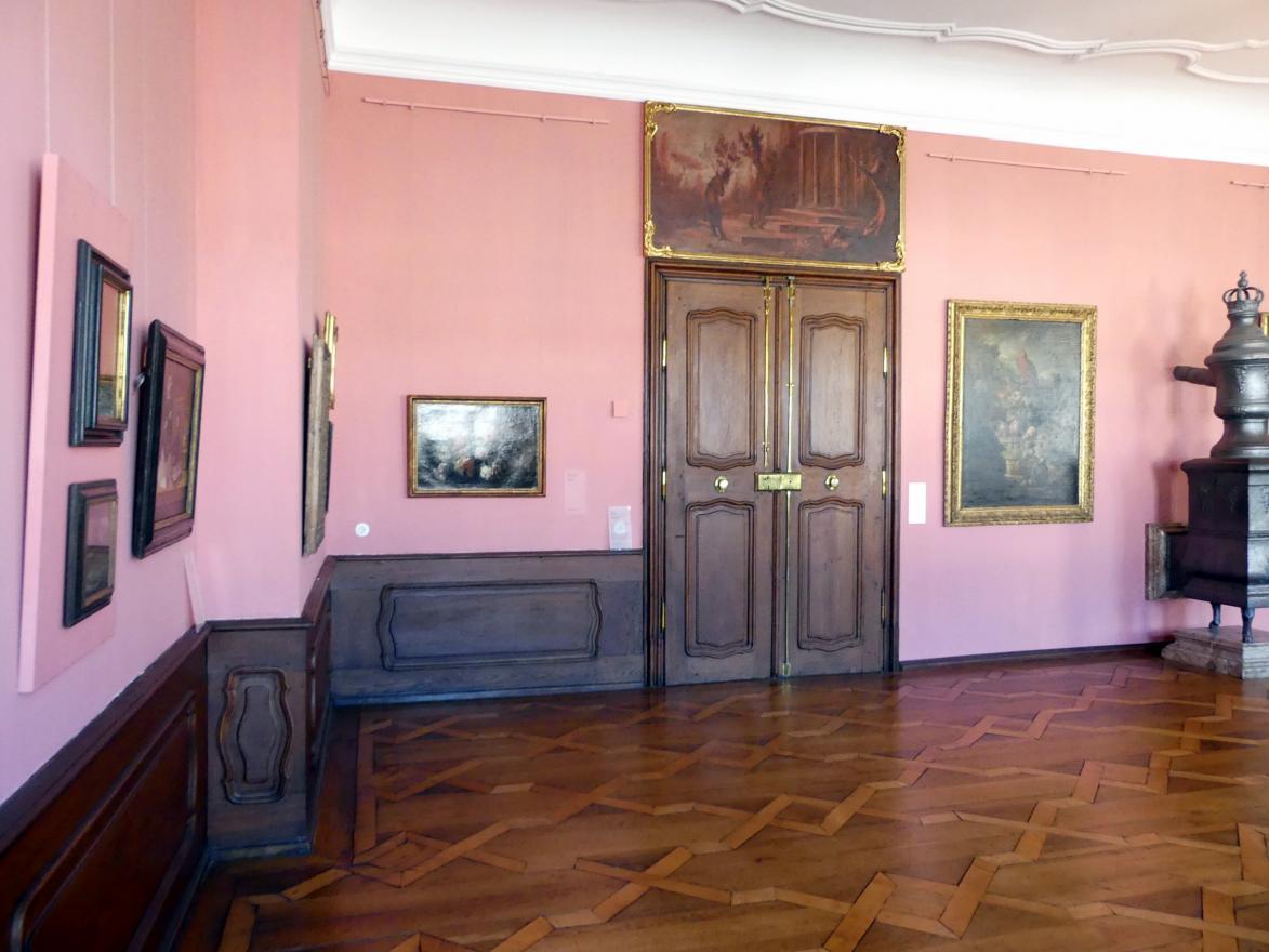 Augsburg, Deutsche Barockgalerie im Schaezlerpalais, Saal 23 - Stillleben, Bild 1/2