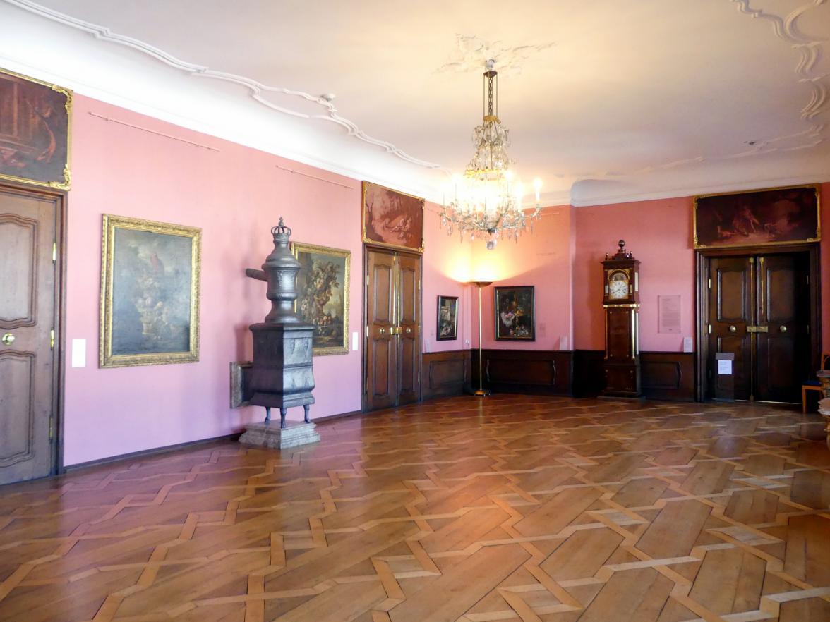 Augsburg, Deutsche Barockgalerie im Schaezlerpalais, Saal 23 - Stillleben, Bild 2/2