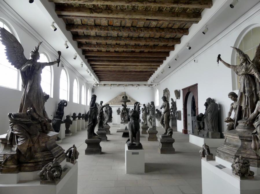 Prag-Holešovice, Lapidarium, Saal 7