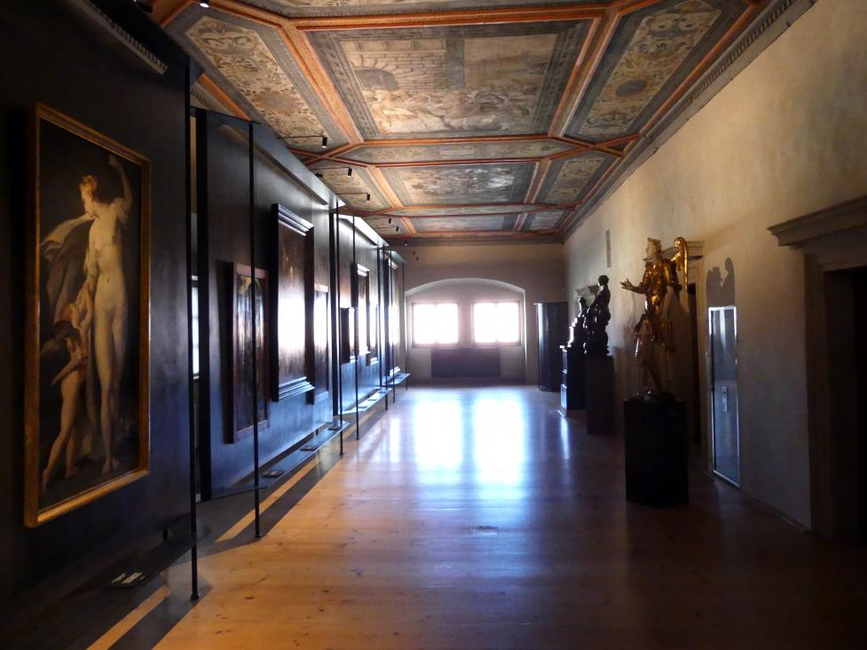 Prag, Nationalgalerie im Palais Schwarzenberg, 2. Obergeschoss, Saal 4, Bild 1/3
