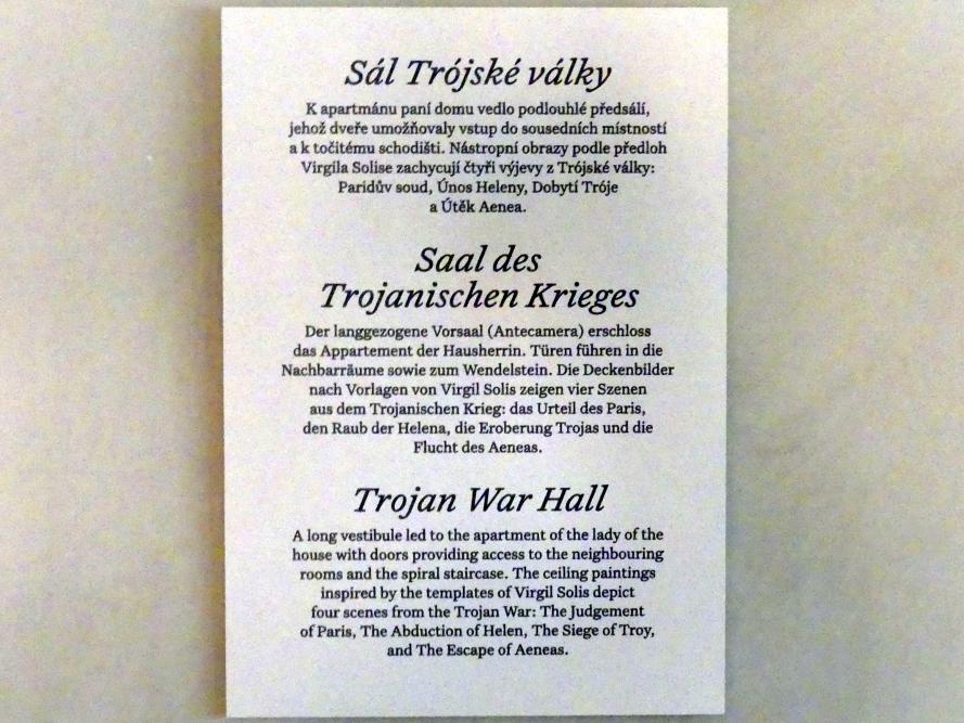 Prag, Nationalgalerie im Palais Schwarzenberg, 2. Obergeschoss, Saal 4, Bild 2/3