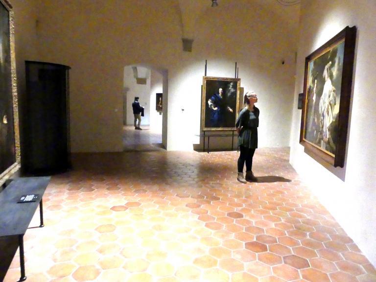 Prag, Nationalgalerie im Palais Schwarzenberg, Erdgeschoss, Saal 1, Bild 1/2