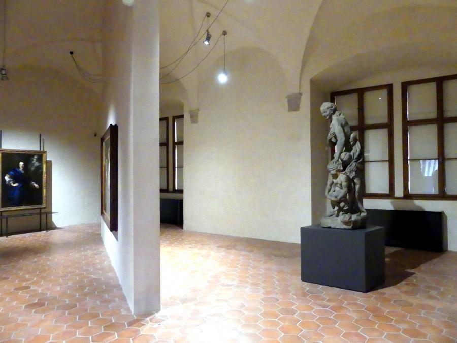 Prag, Nationalgalerie im Palais Schwarzenberg, Erdgeschoss, Saal 1, Bild 2/2