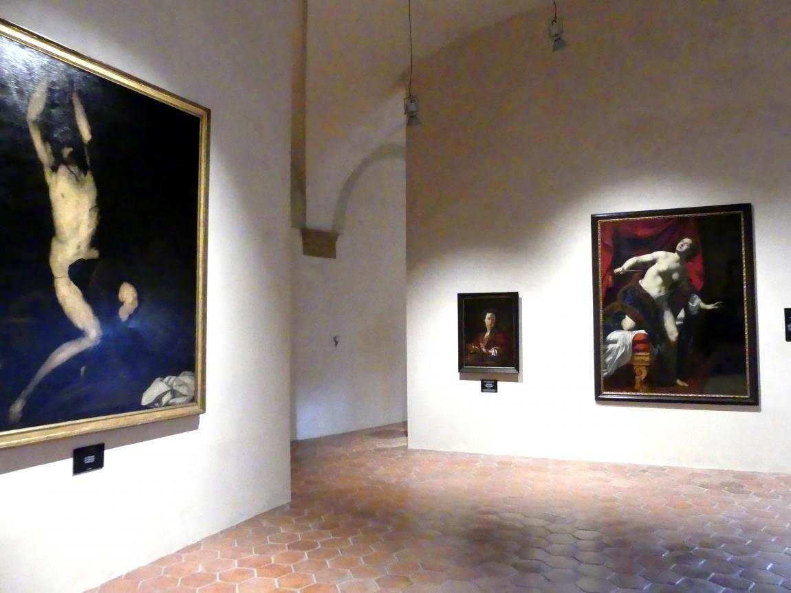 Prag, Nationalgalerie im Palais Schwarzenberg, Erdgeschoss, Saal 2, Bild 1/2