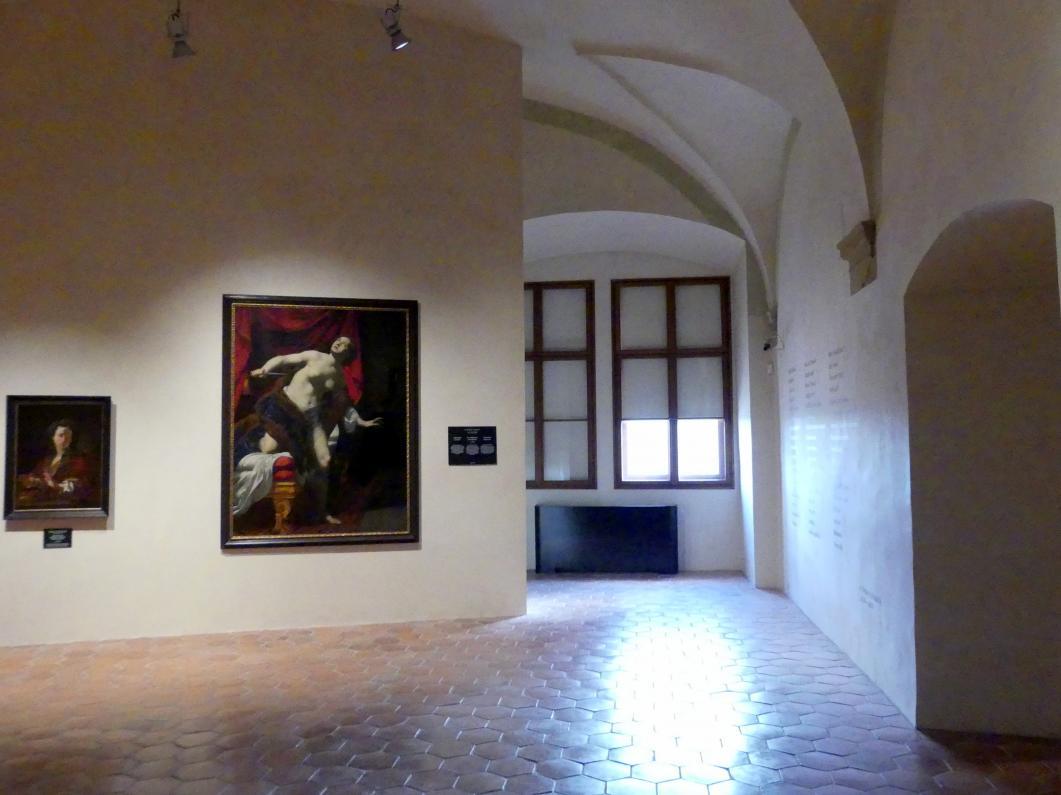 Prag, Nationalgalerie im Palais Schwarzenberg, Erdgeschoss, Saal 2, Bild 2/2
