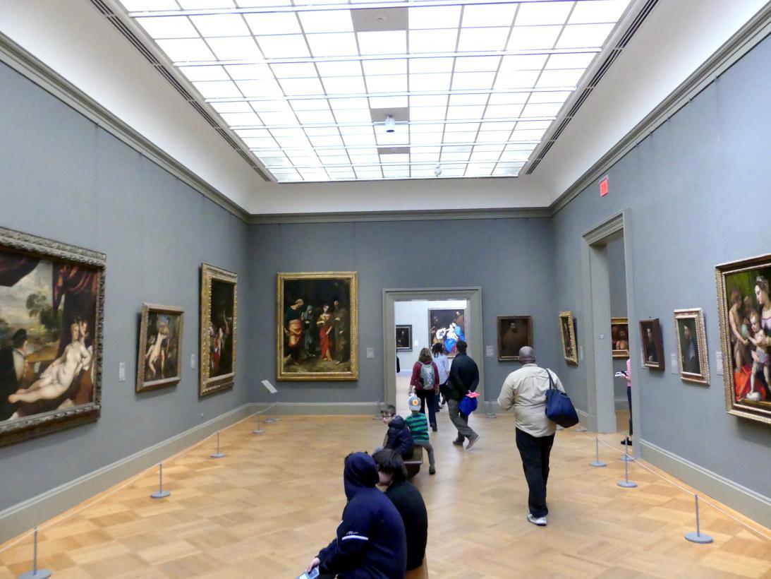 New York, Metropolitan Museum of Art (Met), Saal 638, Bild 1/3