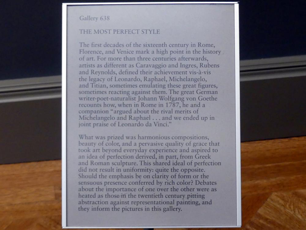 New York, Metropolitan Museum of Art (Met), Saal 638, Bild 3/3