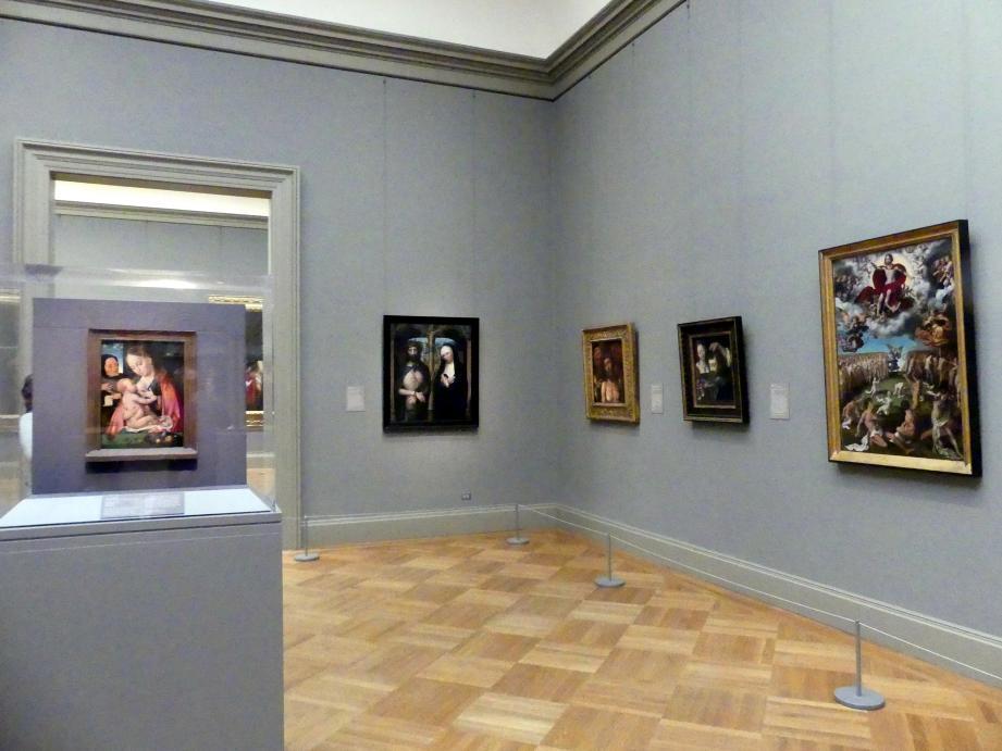 New York, Metropolitan Museum of Art (Met), Saal 639, Bild 2/6