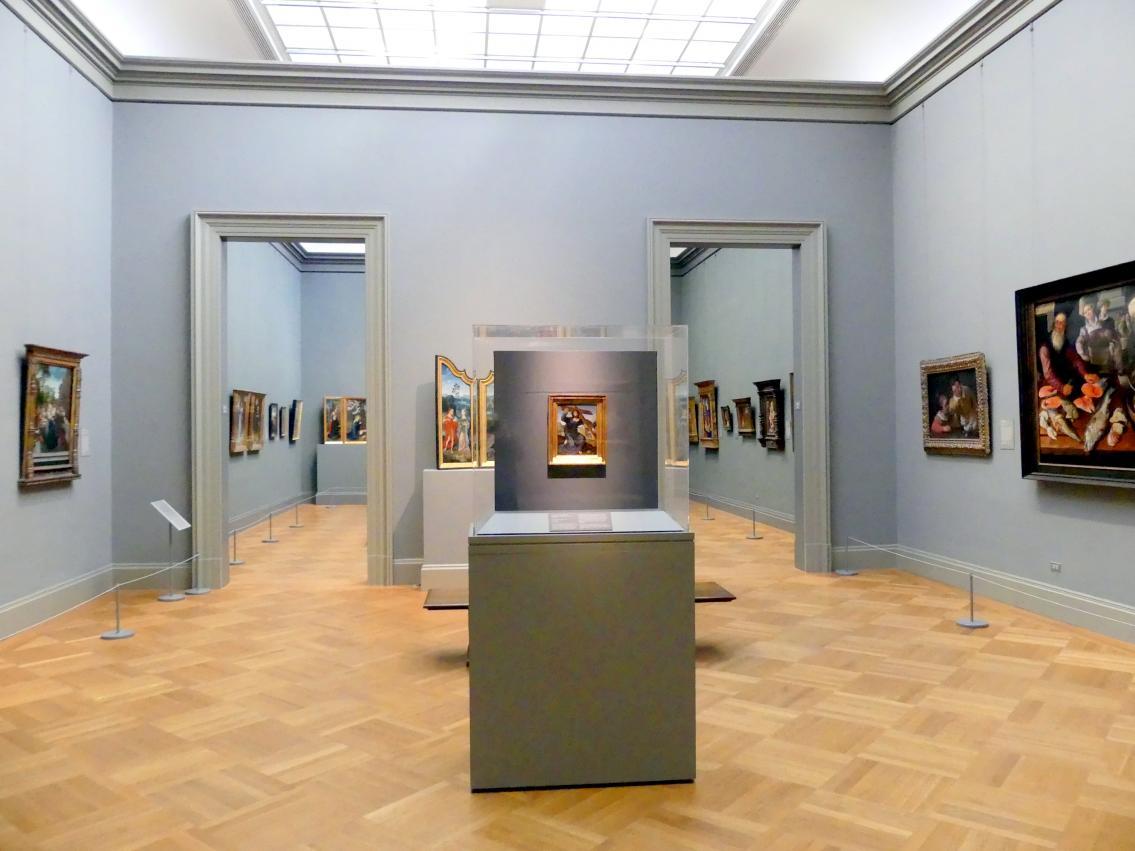 New York, Metropolitan Museum of Art (Met), Saal 639, Bild 5/6