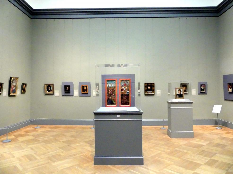 New York, Metropolitan Museum of Art (Met), Saal 641, Bild 1/2