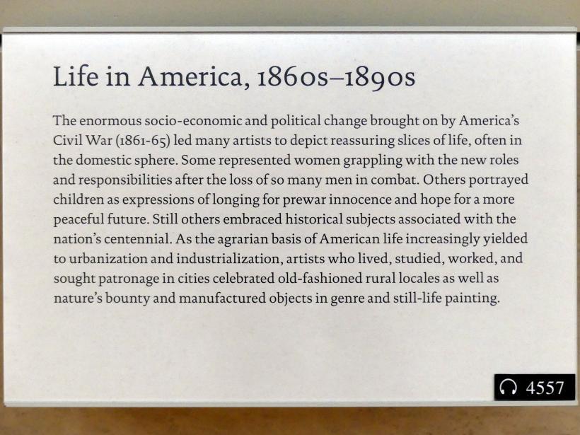 New York, Metropolitan Museum of Art (Met), Saal 763, Bild 2/2