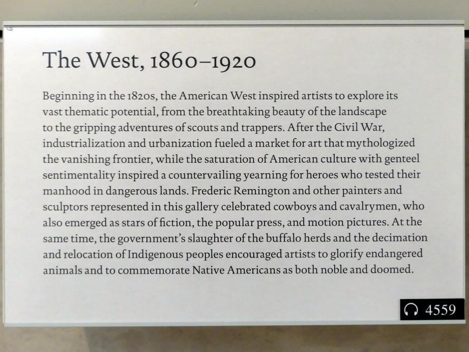 New York, Metropolitan Museum of Art (Met), Saal 765, Bild 2/3