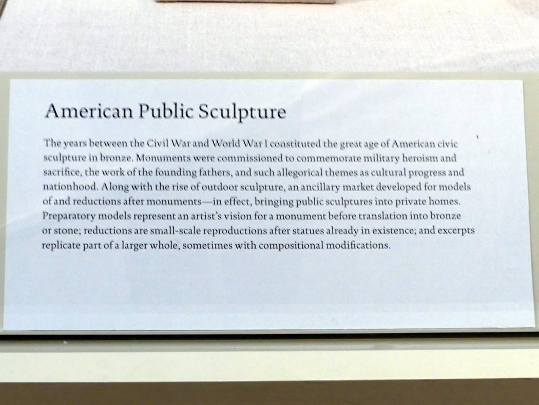 New York, Metropolitan Museum of Art (Met), Saal 770, Bild 3/3