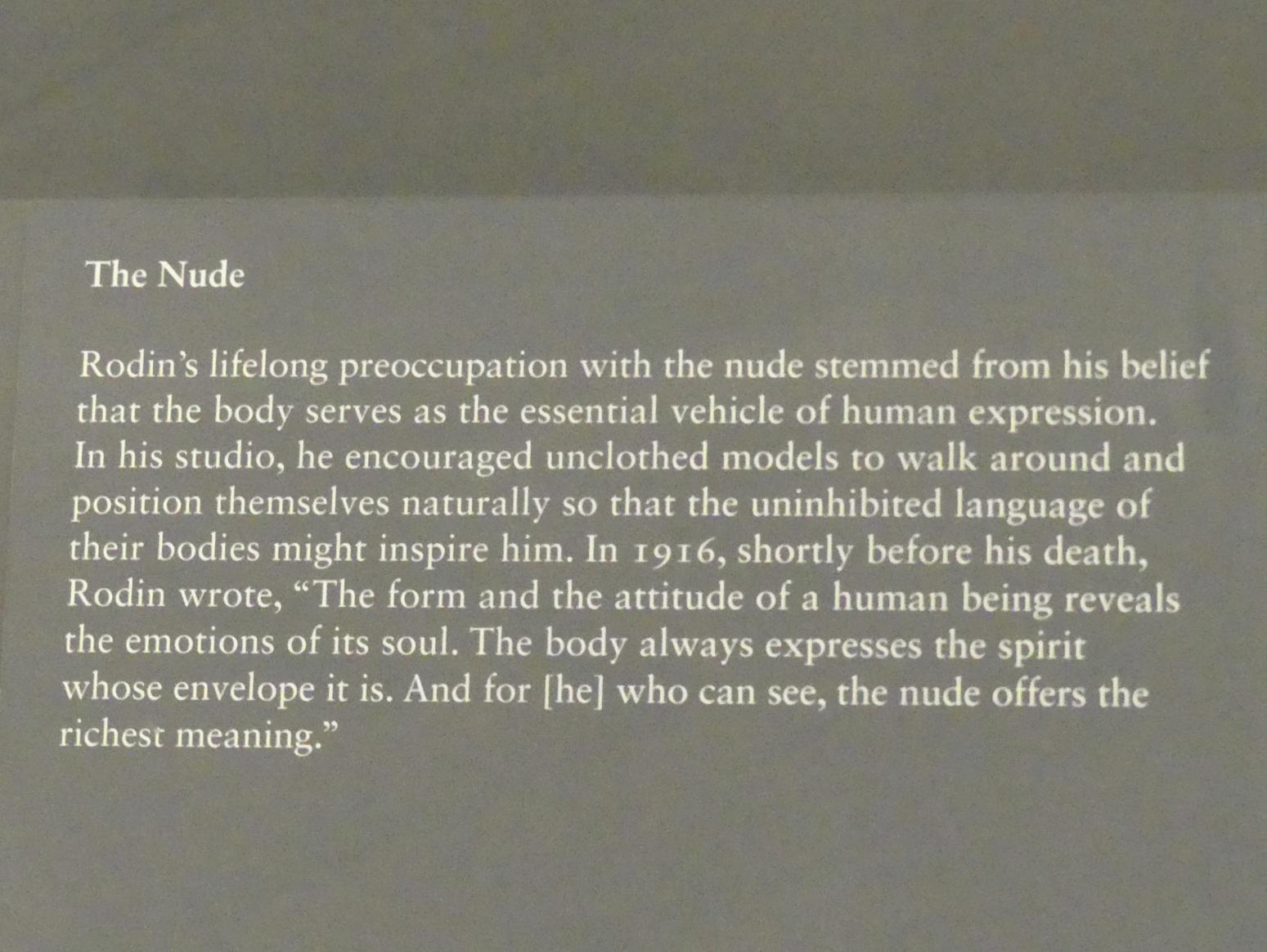 New York, Metropolitan Museum of Art (Met), Saal 800, Bild 5/8