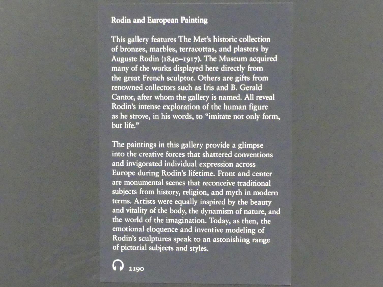 New York, Metropolitan Museum of Art (Met), Saal 800, Bild 7/8
