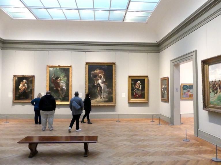 New York, Metropolitan Museum of Art (Met), Saal 827, Bild 1/3