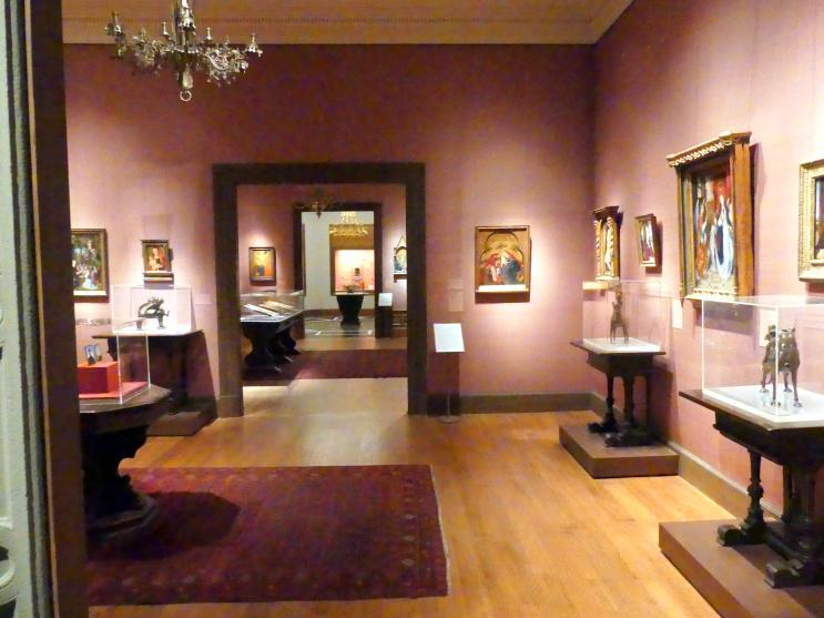 New York, Metropolitan Museum of Art (Met), Saal 953, Bild 1/3