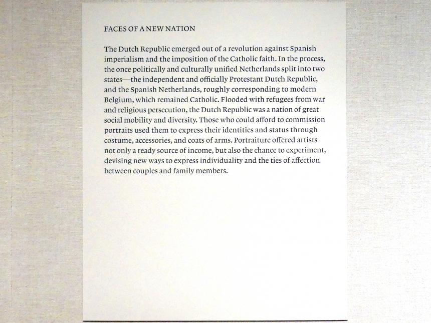 New York, Metropolitan Museum of Art (Met), Saal 964, Bild 7/17