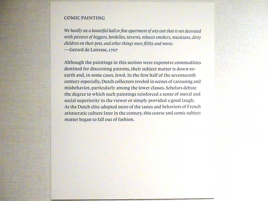 New York, Metropolitan Museum of Art (Met), Saal 964, Bild 10/17