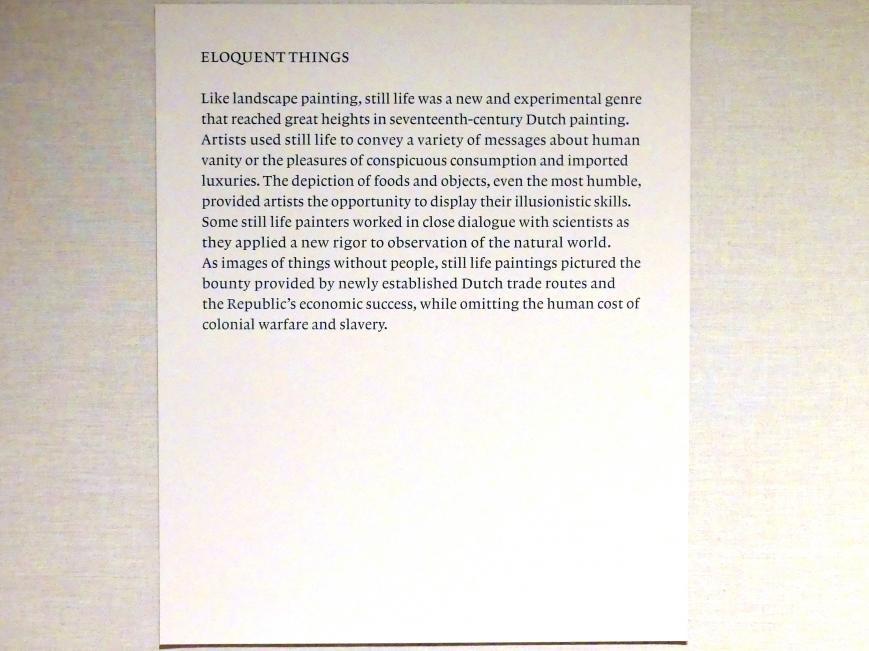New York, Metropolitan Museum of Art (Met), Saal 964, Bild 15/17