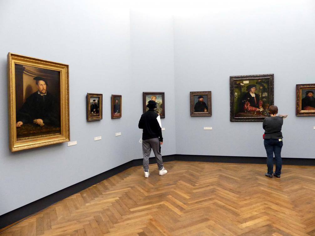 "Berlin, Gemäldegalerie (""Berliner Wunder""), Kabinett 1"