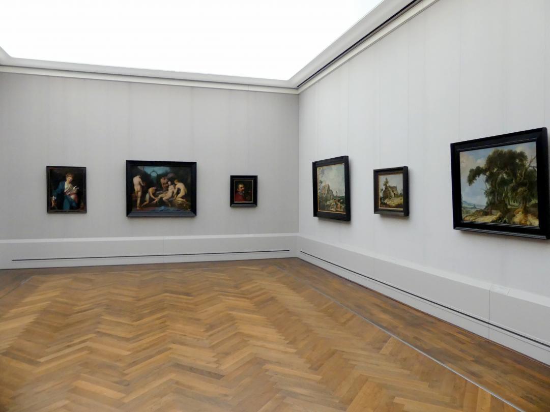 """Berlin, Staatliche Museen, Gemäldegalerie (""""Berliner Wunder""""), Kabinett 11"""