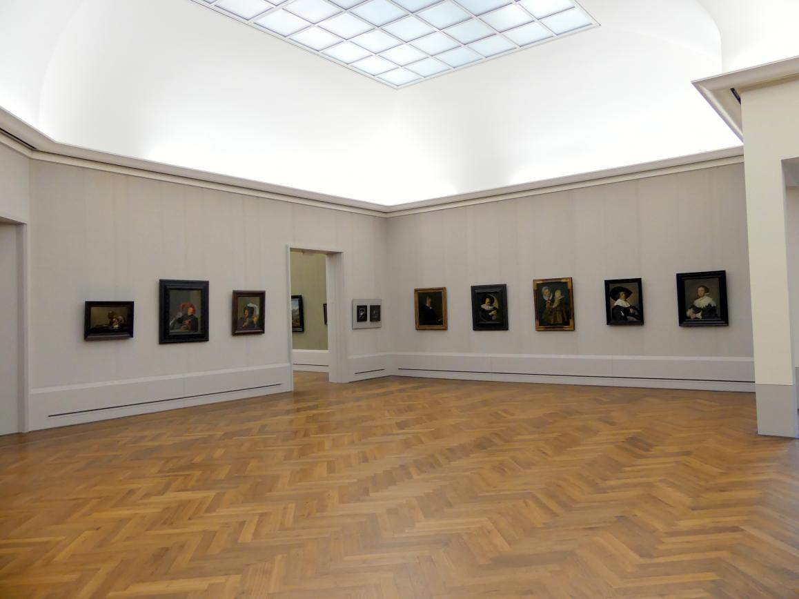 "Berlin, Gemäldegalerie (""Berliner Wunder""), Kabinett 13"