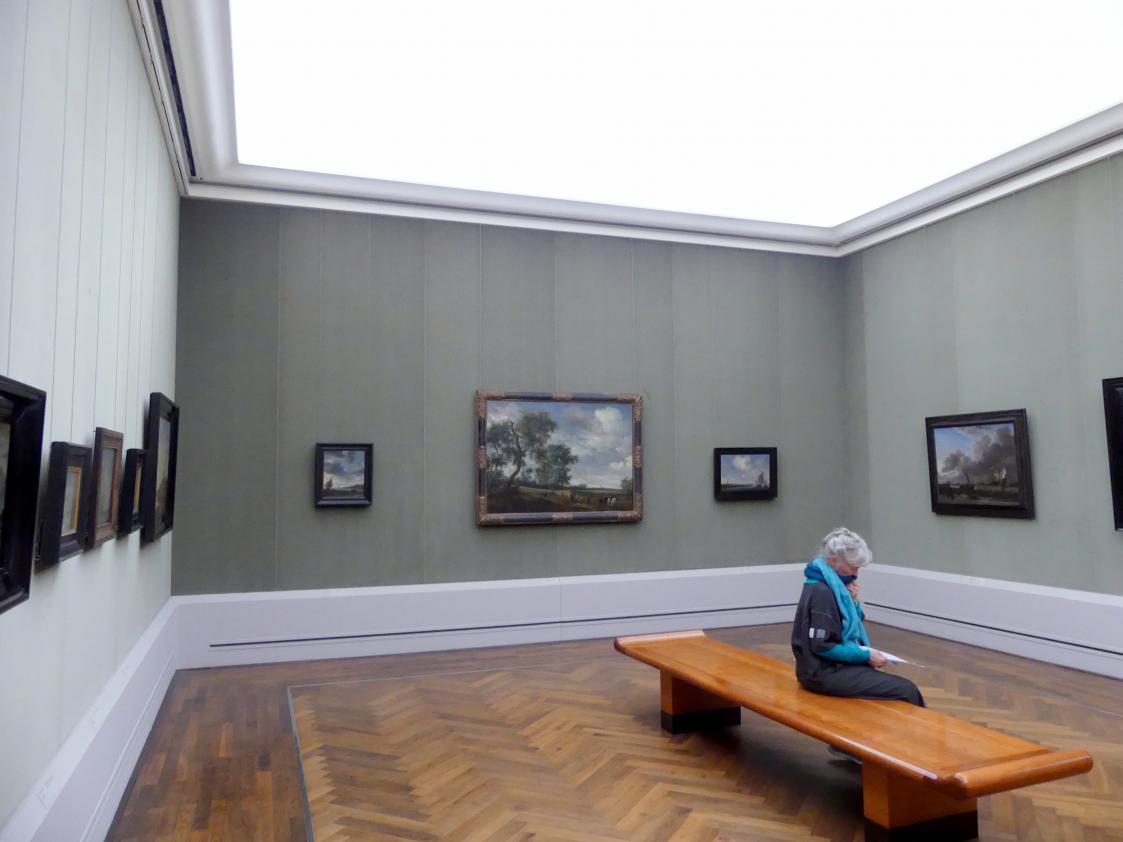 """Berlin, Staatliche Museen, Gemäldegalerie (""""Berliner Wunder""""), Kabinett 14"""