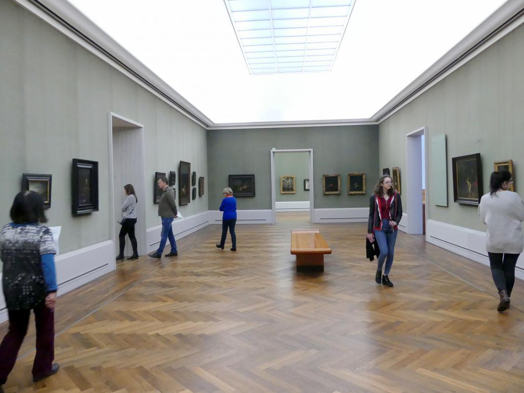 """Berlin, Staatliche Museen, Gemäldegalerie (""""Berliner Wunder""""), Kabinett 16"""