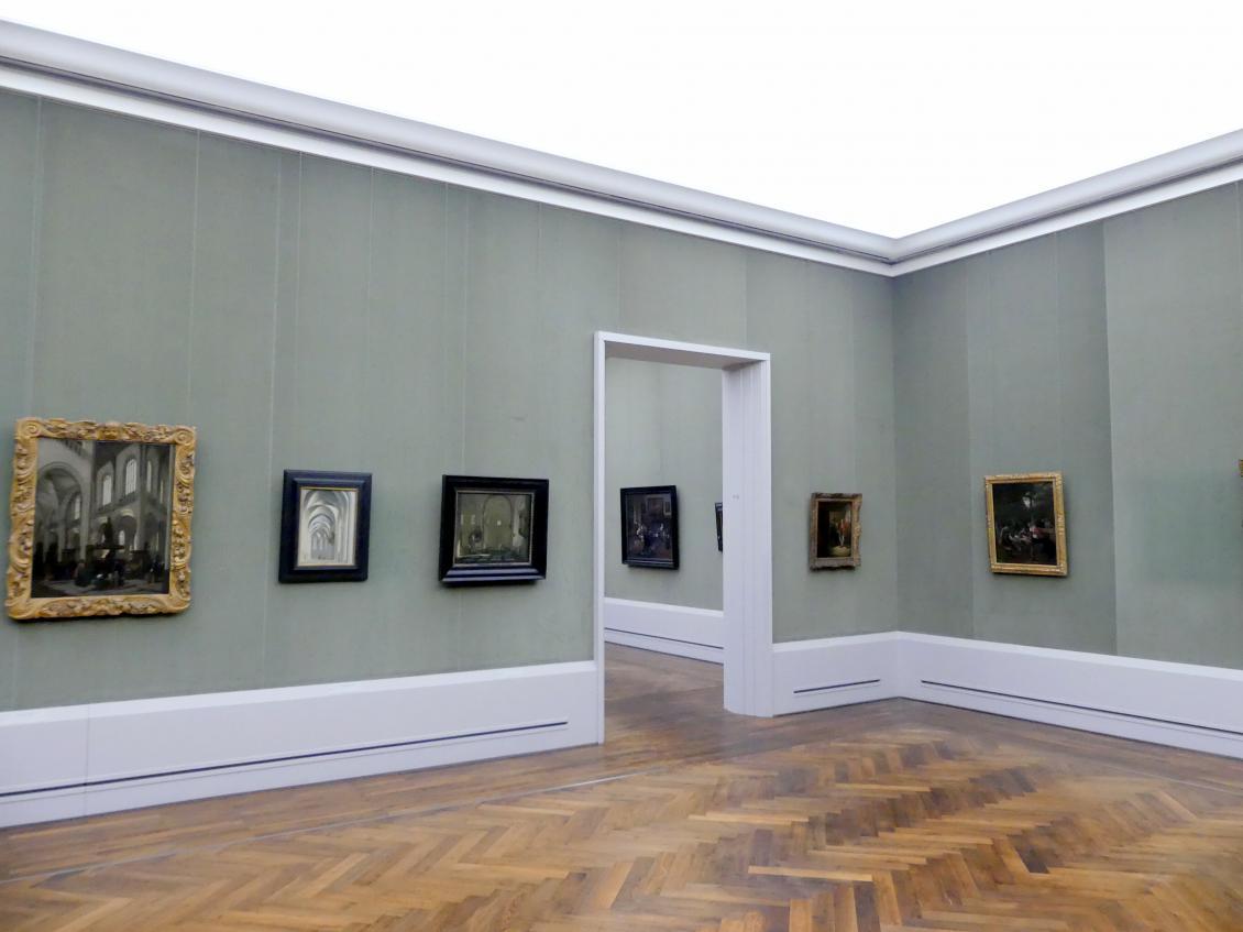 """Berlin, Staatliche Museen, Gemäldegalerie (""""Berliner Wunder""""), Kabinett 17"""