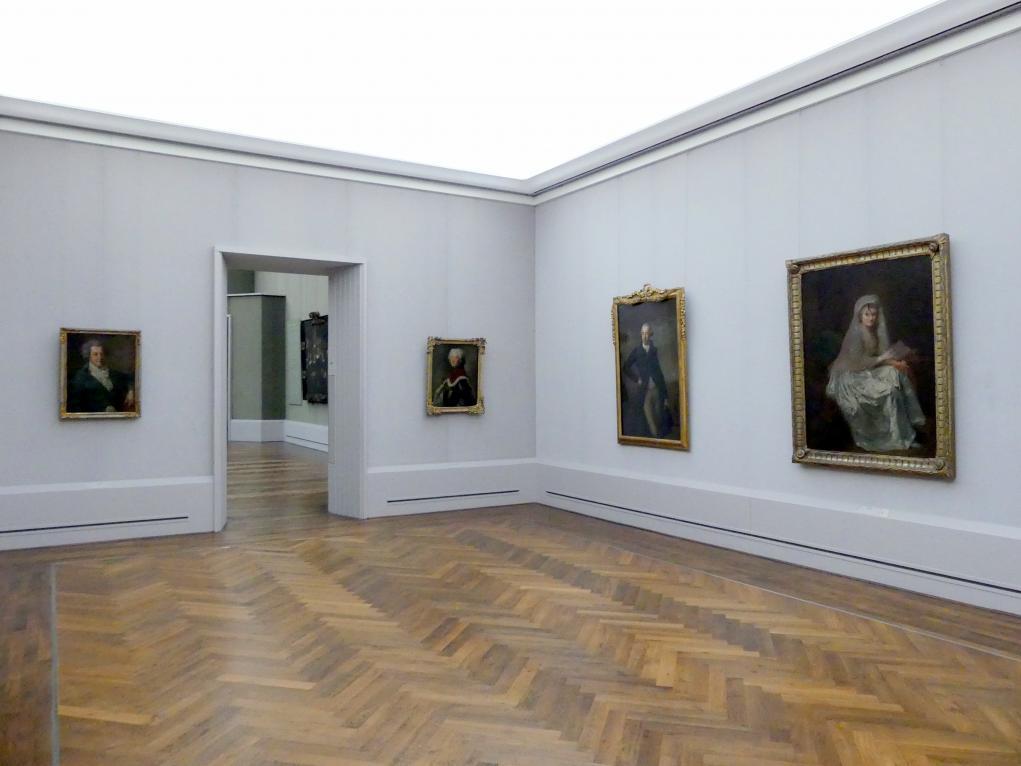 """Berlin, Staatliche Museen, Gemäldegalerie (""""Berliner Wunder""""), Kabinett 22"""