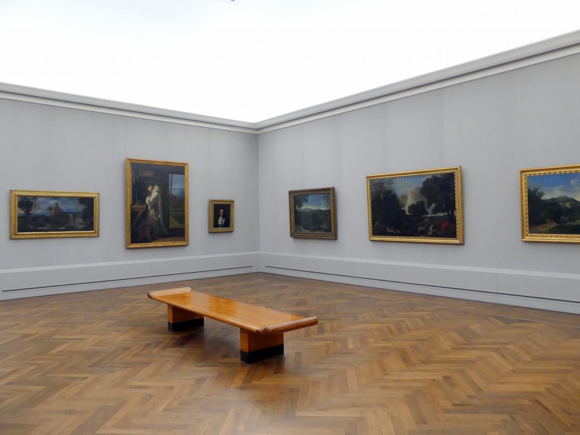 """Berlin, Staatliche Museen, Gemäldegalerie (""""Berliner Wunder""""), Kabinett 25"""