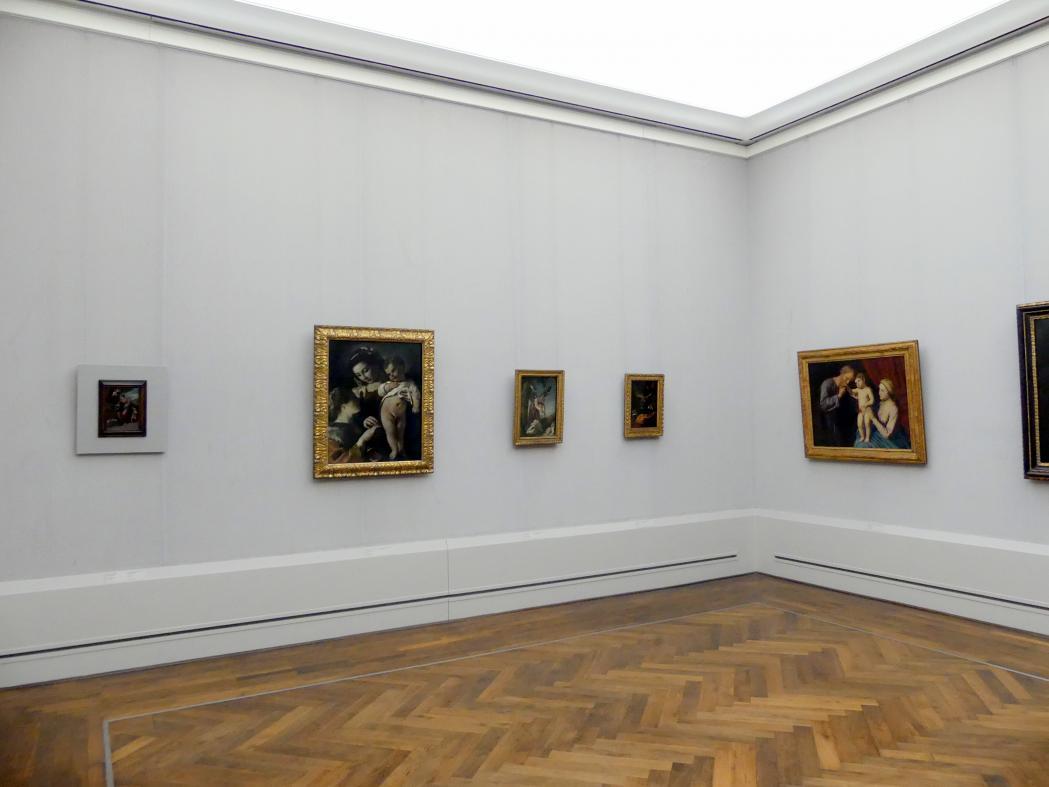 """Berlin, Staatliche Museen, Gemäldegalerie (""""Berliner Wunder""""), Kabinett 26"""