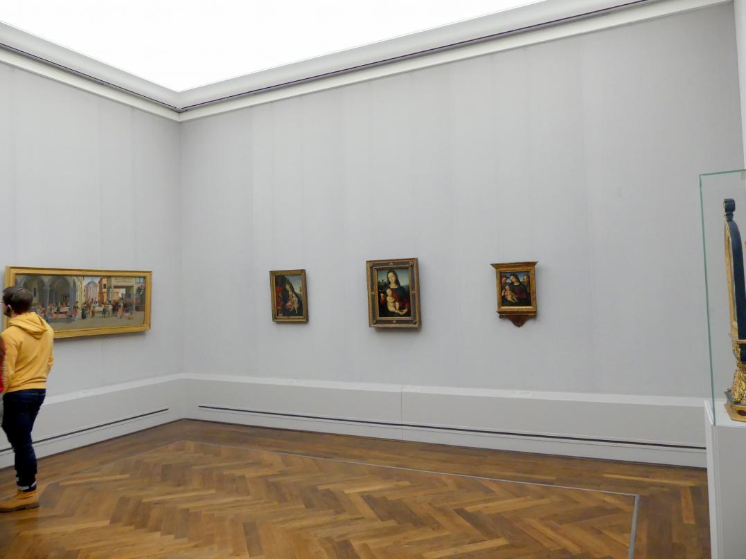 "Berlin, Gemäldegalerie (""Berliner Wunder""), Kabinett 29"