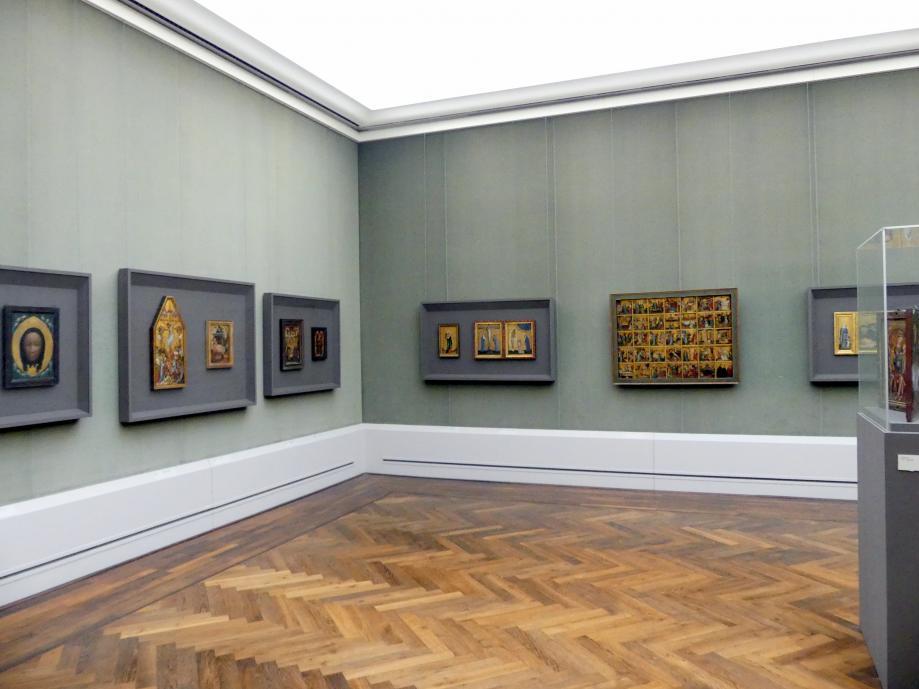 """Berlin, Staatliche Museen, Gemäldegalerie (""""Berliner Wunder""""), Kabinett 4"""