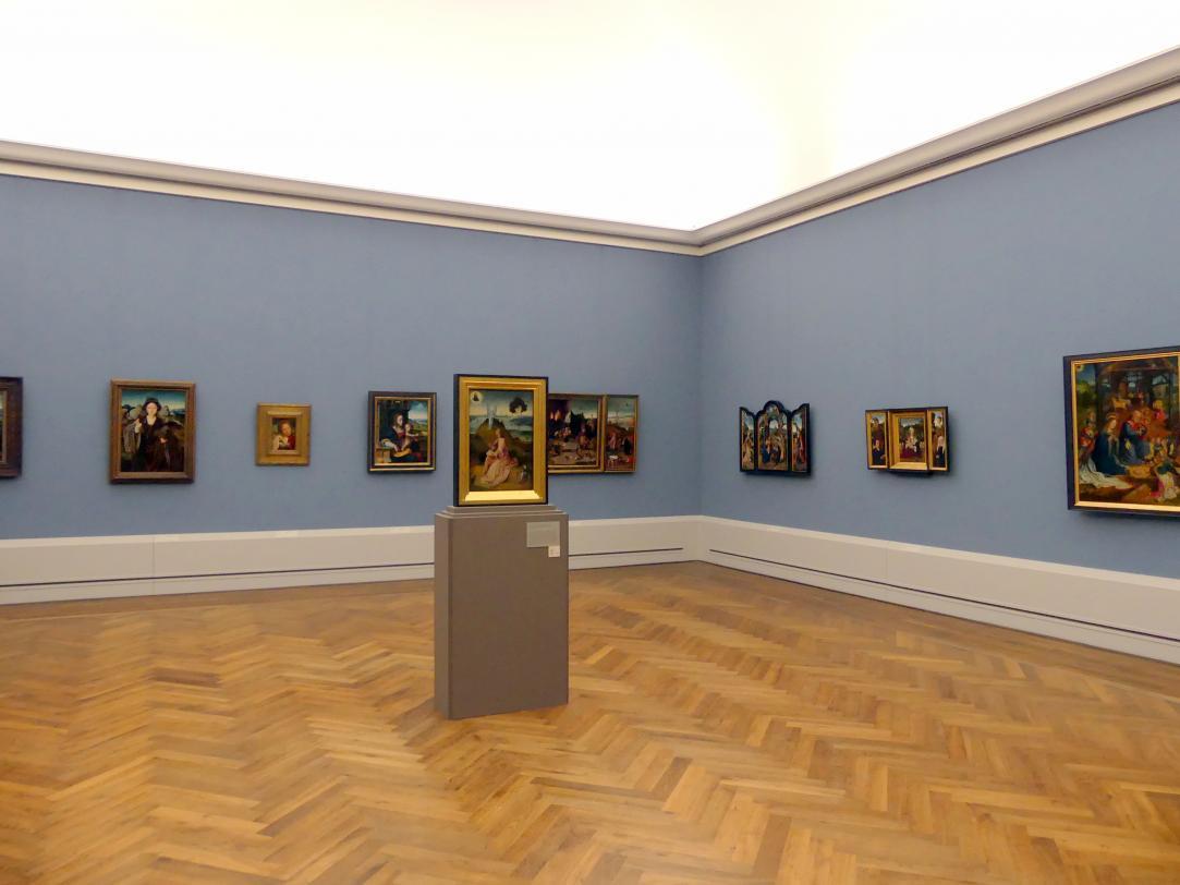 "Berlin, Gemäldegalerie (""Berliner Wunder""), Kabinett 6"