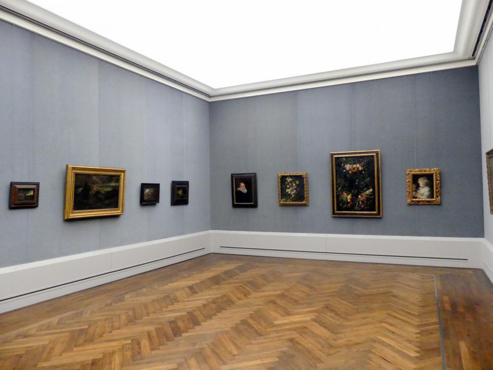 """Berlin, Staatliche Museen, Gemäldegalerie (""""Berliner Wunder""""), Kabinett 9"""