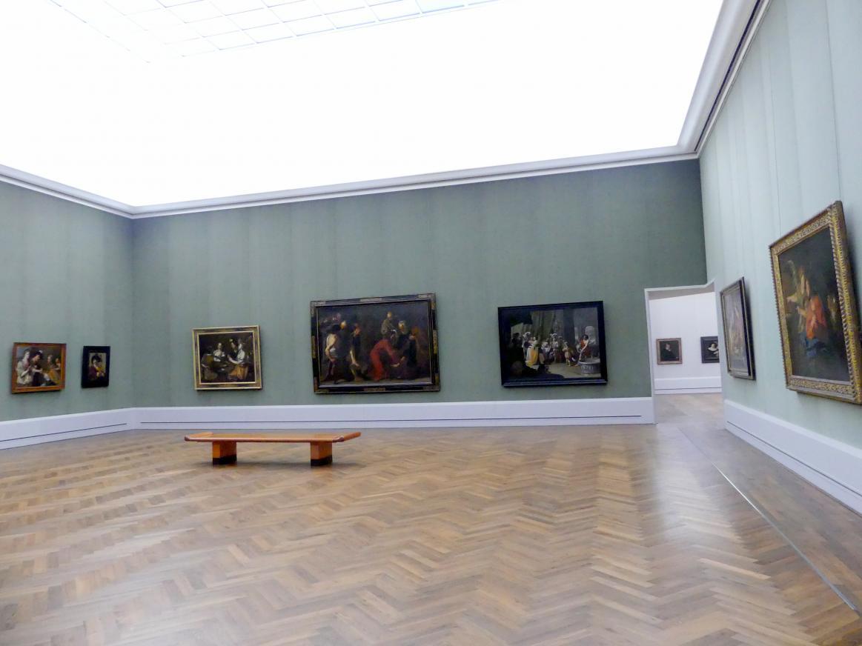 """Berlin, Staatliche Museen, Gemäldegalerie (""""Berliner Wunder""""), Saal IX"""