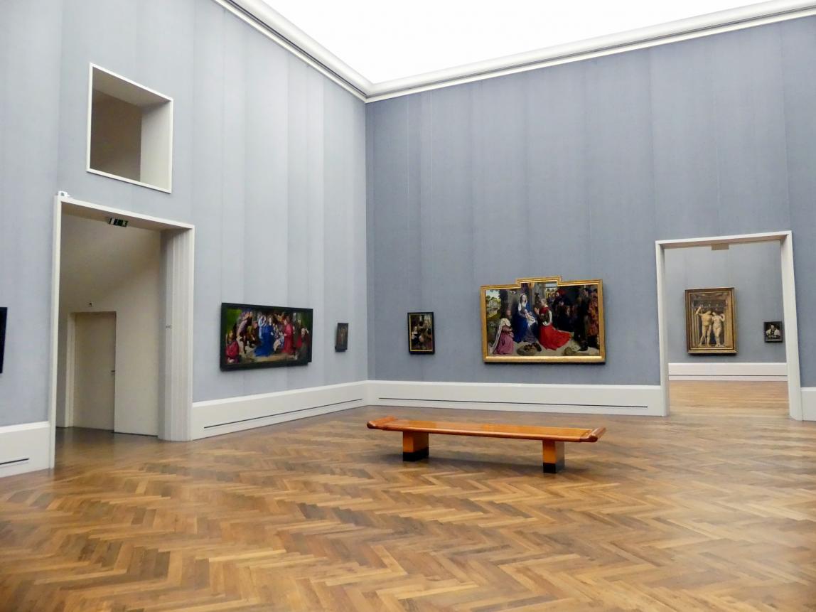 "Berlin, Gemäldegalerie (""Berliner Wunder""), Saal V"