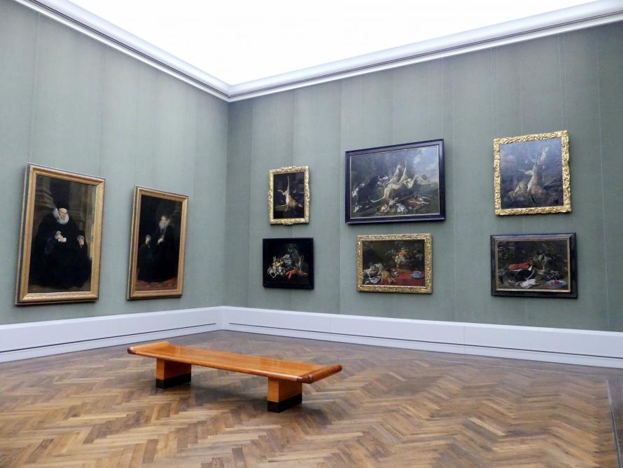 """Berlin, Gemäldegalerie (""""Berliner Wunder""""), Saal VII"""