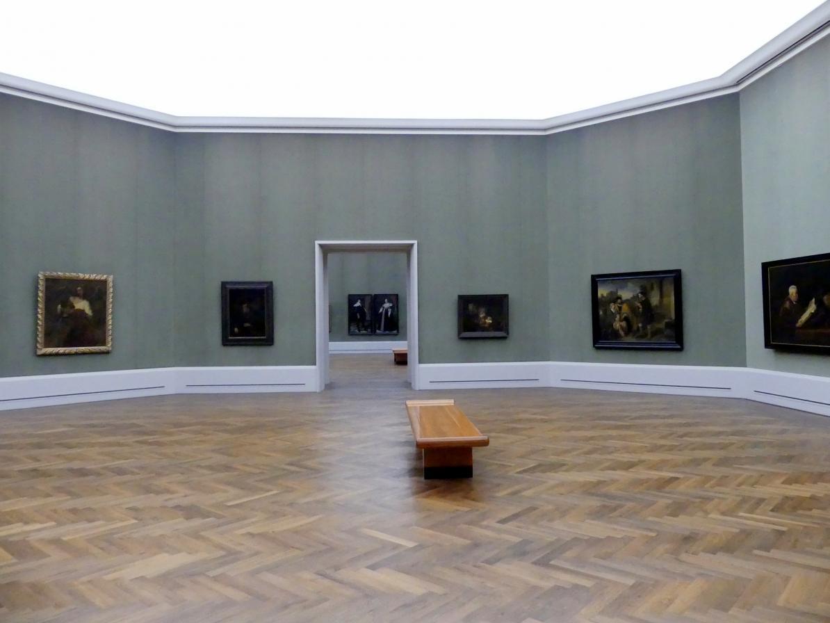 """Berlin, Staatliche Museen, Gemäldegalerie (""""Berliner Wunder""""), Saal X"""