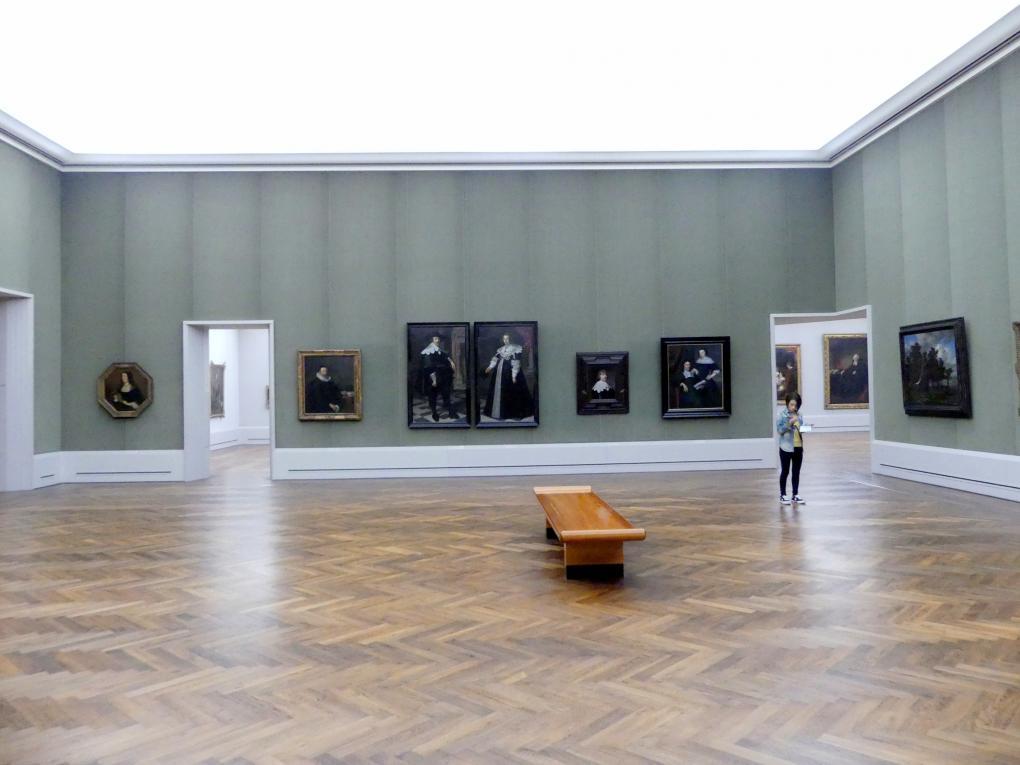 """Berlin, Gemäldegalerie (""""Berliner Wunder""""), Saal XI"""